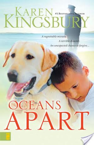 Review: Oceans Apart by Karen Kingsbury
