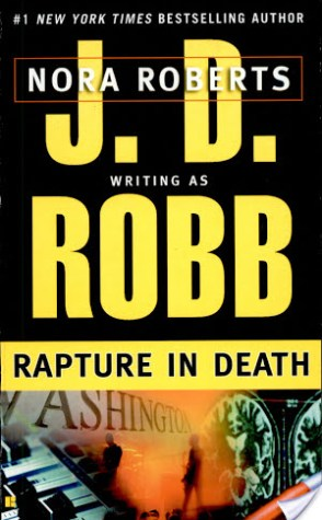 Lightning Review: Rapture in Death by J.D. Robb