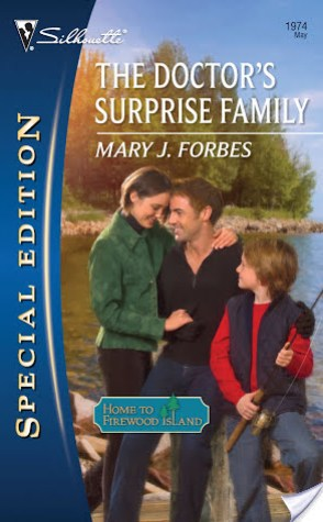 Guest Review: The Doctor's Surprise Family by Mary J. Forbes
