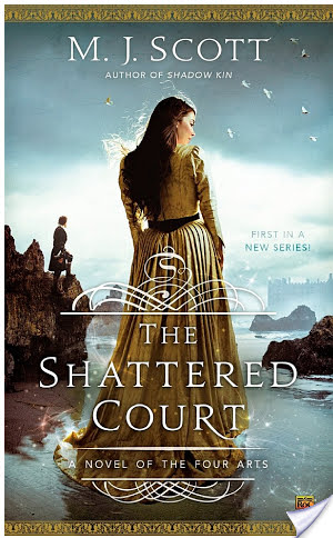 Guest Review: The Shattered Court by M.J. Scott