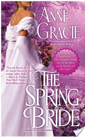 Guest Review: The Spring Bride by Anne Gracie