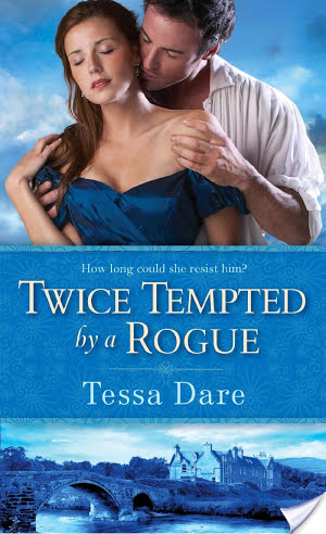 Review and a Giveaway: Twice Tempted by a Rogue by Tessa Dare