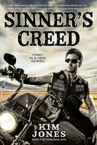 Guest Review: Sinner's Creed by Kim Jones