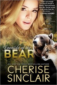 Guest Review: Eventide of the Bear by Cherise Sinclair