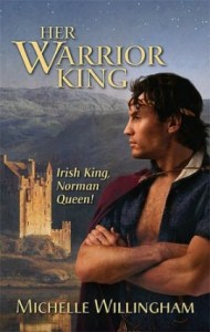 Guest Review: Her Warrior King by Michelle Willingham