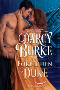 Guest Review: The Forbidden Duke by Darcy Burke