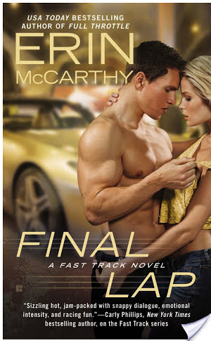 Guest Review: Final Lap by Erin McCarthy