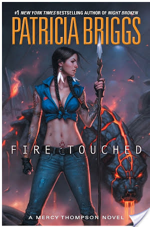 Review: Fire Touched by Patricia Briggs