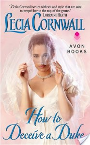 Guest Review: How to Deceive a Duke by Lecia Cornwall