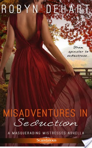 Guest Review: Misadventures in Seduction by Robyn DeHart