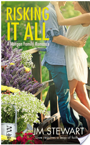 Guest Review: Risking it All by JM Stewart