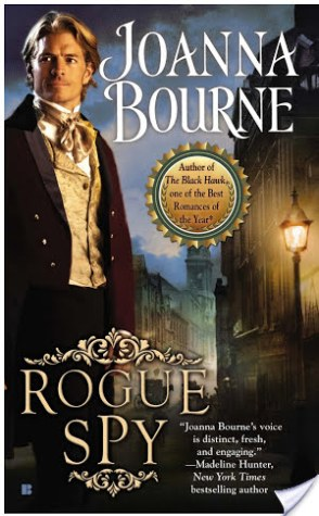 Guest Review: Rogue Spy by Joanna Bourne