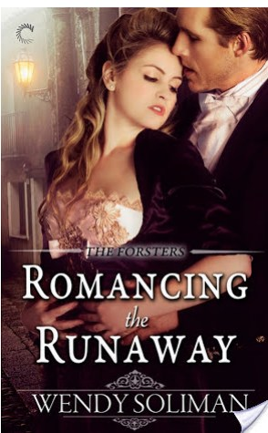 Guest Review: Romancing the Runaway by Wendy Soliman