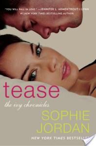 Review: Tease by Sophie Jordan