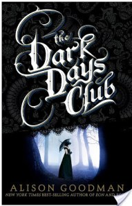 Guest Review: The Dark Days Club by Alison Goodman