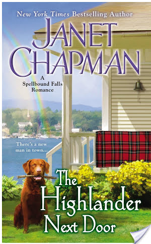 Guest Review: The Highlander Next Door by Janet Chapman