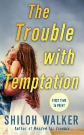 Guest Review: The Trouble With Temptation by Shiloh Walker