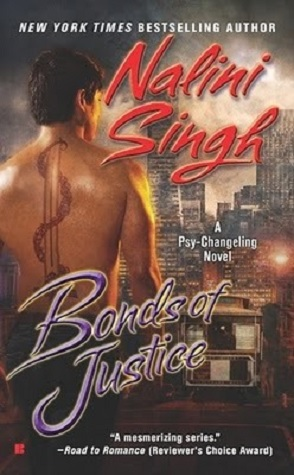 Review: Bonds of Justice by Nalini Singh