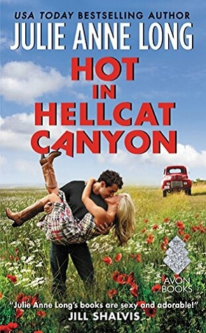 Guest Review: Hot in Hellcat Canyon by Julie Anne Long