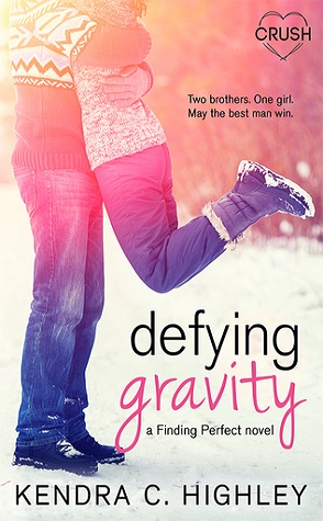 Guest Review: Defying Gravity by Kendra C. Highley