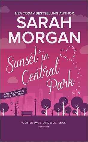 Guest Review: Sunset in Central Park by Sarah Morgan