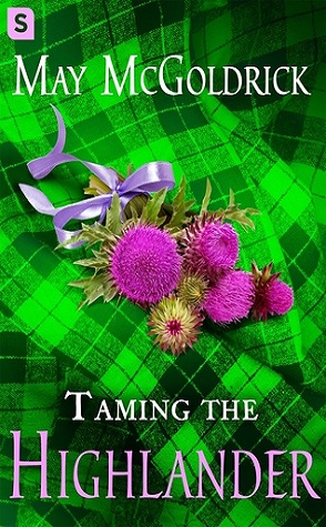Guest Review: Taming the Highlander by May McGoldrick