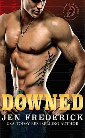 Review: Downed by Jen Frederick