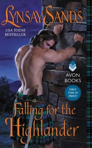Guest Review: Falling for the Highlander by Lynsay Sands