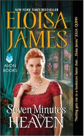 Review: Seven Minutes in Heaven by Eloisa James
