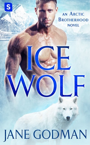 Guest Review: Ice Wolf by Jane Godman