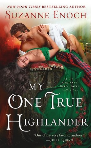 Guest Review: My One True Highlander by Suzanne Enoch