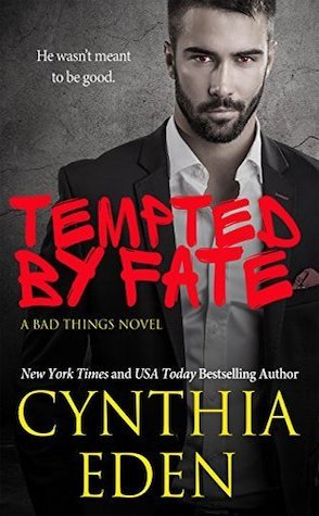 Sunday Spotlight: Tempted by Fate by Cynthia Eden