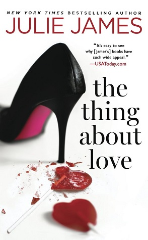 Guest Review: The Thing About Love by Julie James
