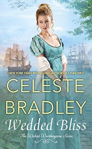 Guest Review: Wedded Bliss by Celeste Bradley