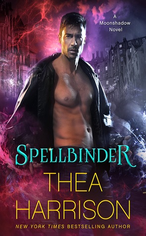 Guest Review: Spellbinder by Thea Harrison