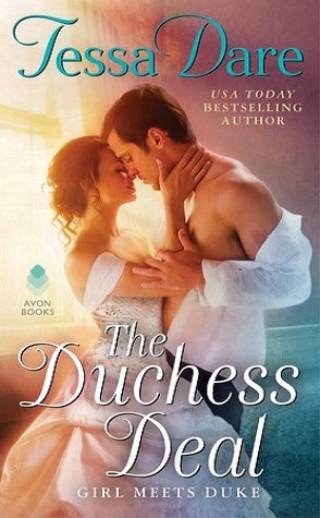 Guest Review: The Duchess Deal by Tessa Dare