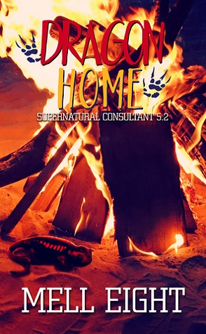 Guest Review: Dragon Home by Mell Eight