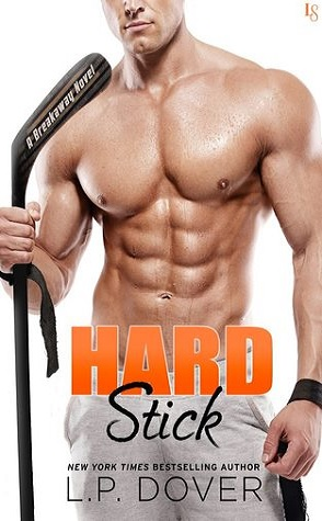 Guest Review: Hard Stick by L.P. Dover