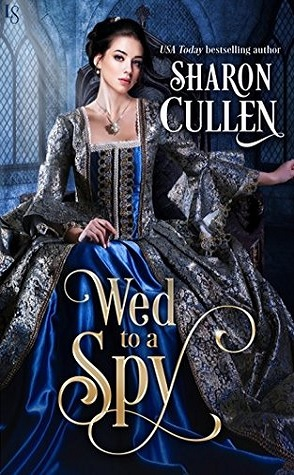 Guest Review: Wed to a Spy by Sharon Cullen