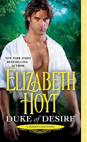 Sunday Spotlight: Duke of Desire by Elizabeth Hoyt