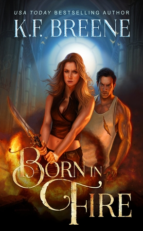 Review: Born in Fire by K.F. Breene