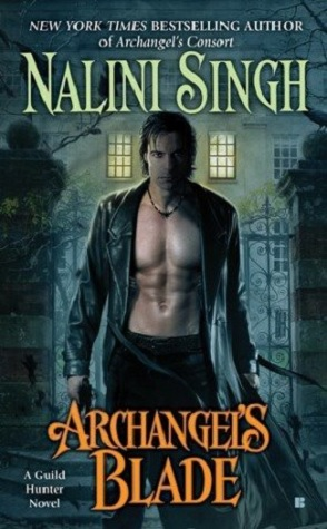 Guest Review: Archangel's Blade by Nalini Singh