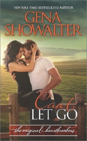 Guest Review: Can't Let Go by Gena Showalter