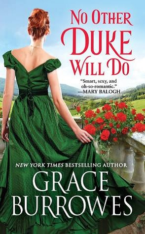 Guest Review: No Other Duke Will Do by Grace Burrowes