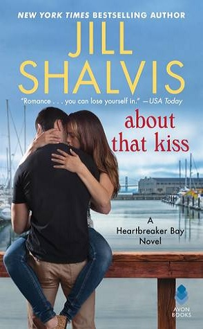 Guest Review: About That Kiss by Jill Shalvis