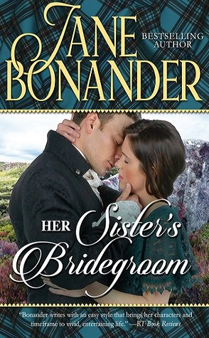Guest Review: Her Sister's Bridegroom by Jane Bonander