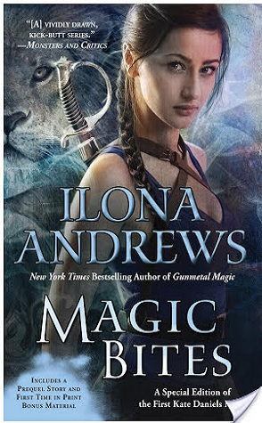 Featured Review: Magic Bites by Ilona Andrews