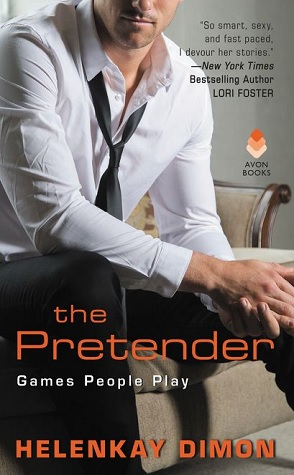 Guest Review: The Pretender by HelenKay Dimon