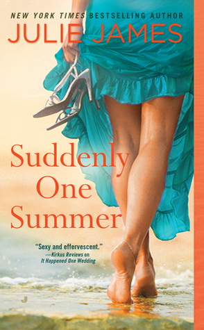 Guest Review: Suddenly One Summer by Julie James