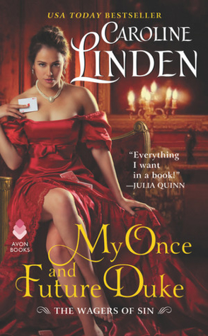 What Are You Reading? (+ Caroline Linden Giveaway)